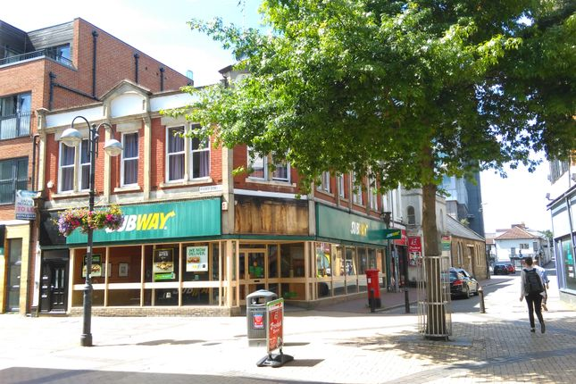 Thumbnail Retail premises for sale in Bridge Street, Swindon