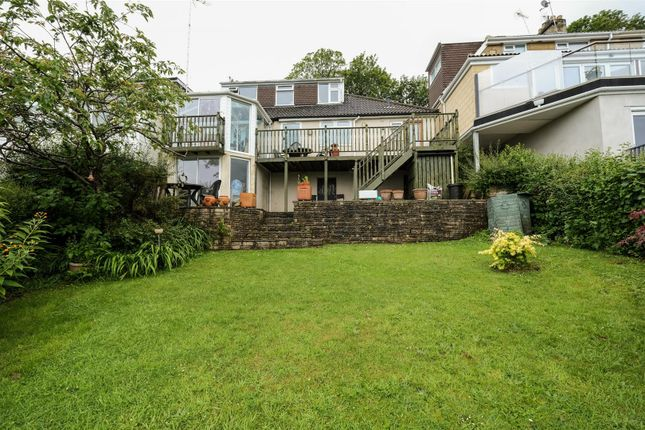 Thumbnail Semi-detached bungalow for sale in Warminster Road, Bathampton, Bath