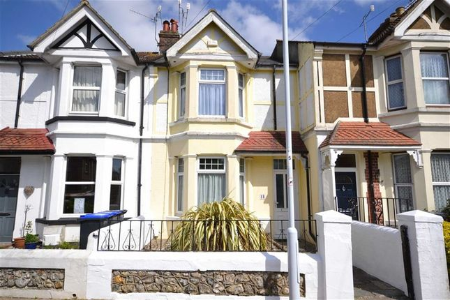 Thumbnail Terraced house for sale in Wigmore Road, Broadwater, Worthing, West Sussex