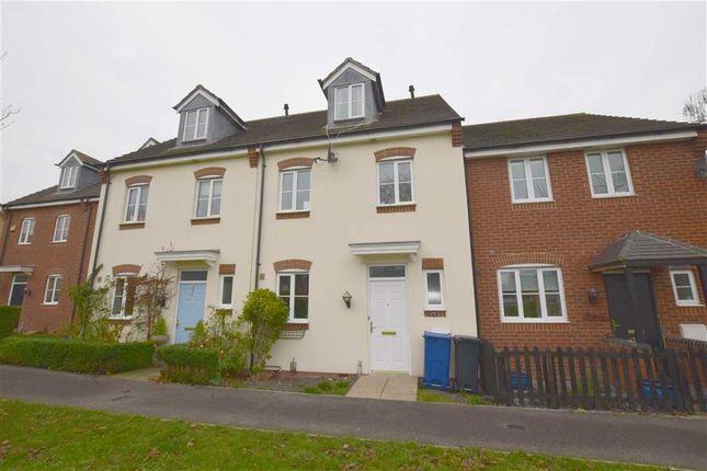 Thumbnail Terraced house for sale in Bloomfield Walk, Orsett, Essex