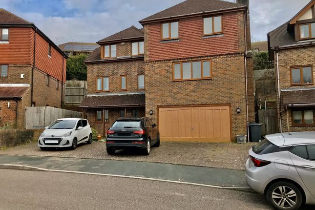 Thumbnail Detached house for sale in Truman Drive, St. Leonards-On-Sea