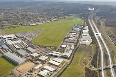 Thumbnail Land to let in Phase 2, Pelican View Business Park, Shorts View Road, Rochester, Kent