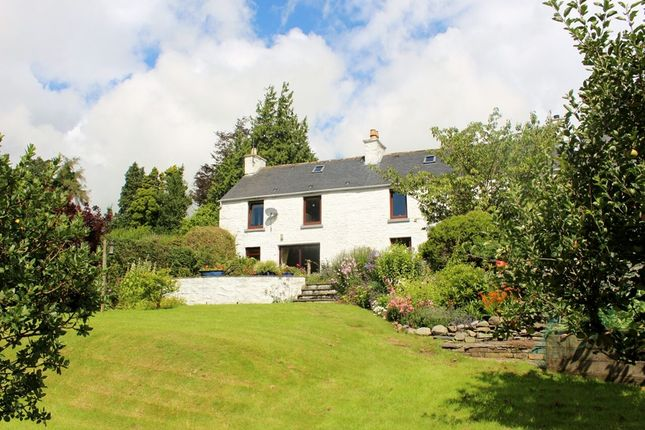 Thumbnail Detached house for sale in Main Street, Twynholm, Kirkcudbright