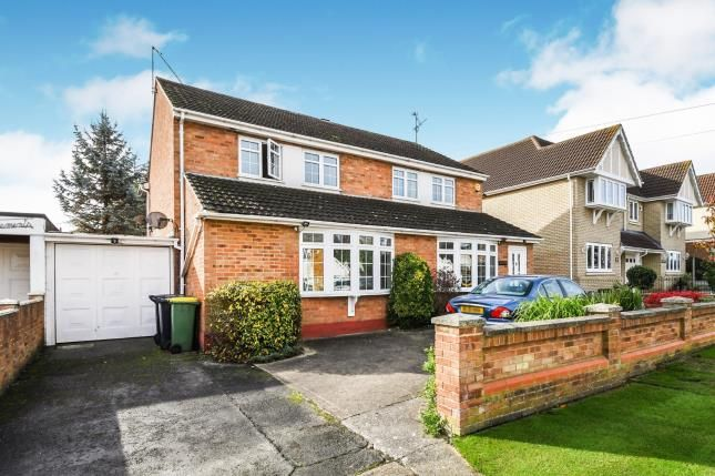 Thumbnail Detached house for sale in Hullbridge, Hockley, Essex