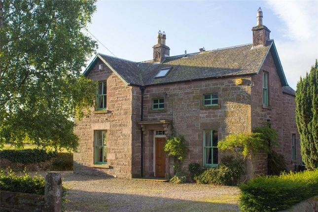 Thumbnail Detached house for sale in Mansefield House, Kirkton Of Kinnettles, By Forfar, Angus