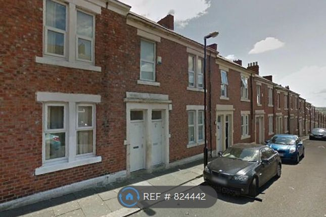 Thumbnail Flat to rent in Canning Street, Newcastle Upon Tyne
