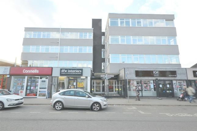 Thumbnail Flat for sale in The Parade, Oadby, Leicester