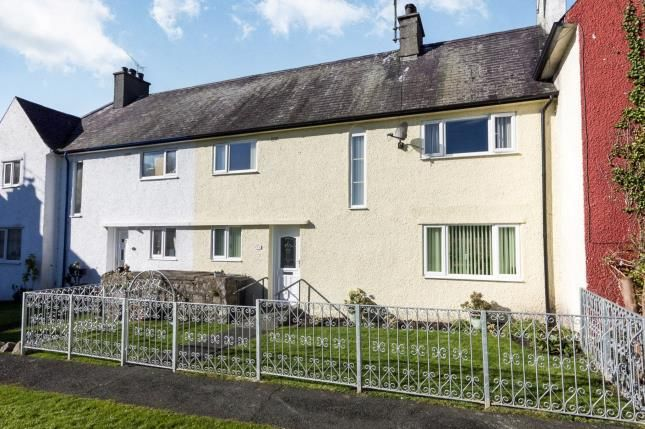 Thumbnail Terraced house for sale in Maes Hyfryd, Beaumaris, Anglesey, North Wales