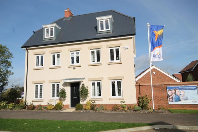 Thumbnail Detached house for sale in The Warwick, St Marys, King Field, Biddenham