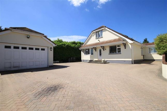 Thumbnail Detached house for sale in Hill View Road, Ferndown