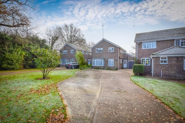 Thumbnail Detached house for sale in Rainbow Way, Storrington, Pulborough, West Sussex
