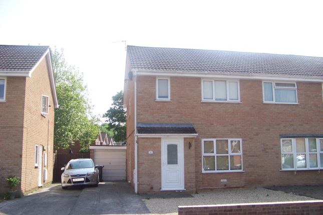 Thumbnail Property to rent in Fallowfield, Worle, Weston-Super-Mare
