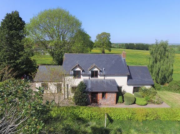 Thumbnail Detached house for sale in Old Village, Willand, Cullompton