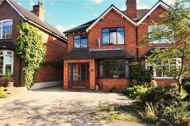 3 bed semi-detached house for sale in Gibb Lane, Bromsgrove