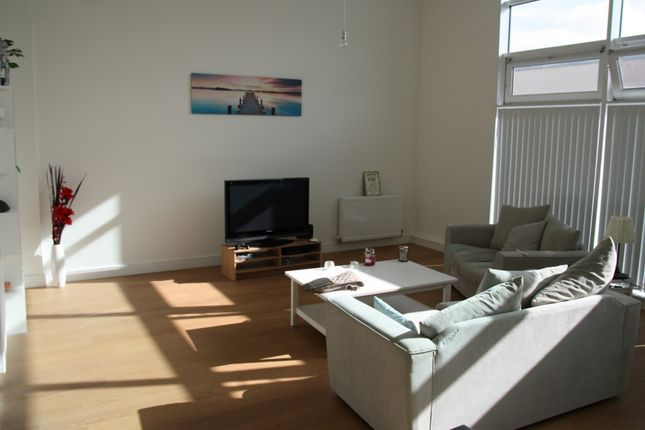 Lounge Area of George Place, Plymouth PL1