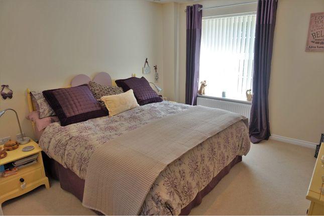 Bedroom One of Baileys Way, Hambrook PO18