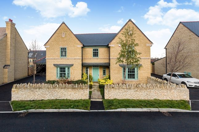 Thumbnail Detached house to rent in Petypher Gardens, Kingston Bagpuize, Abingdon