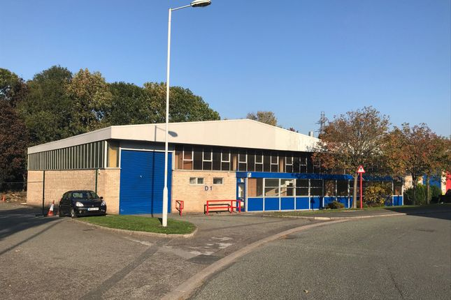 Thumbnail Industrial to let in North Cheshire Trading Estate, Prenton