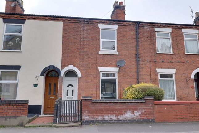 3 bed terraced house for sale in Marston Road, Stafford ST16