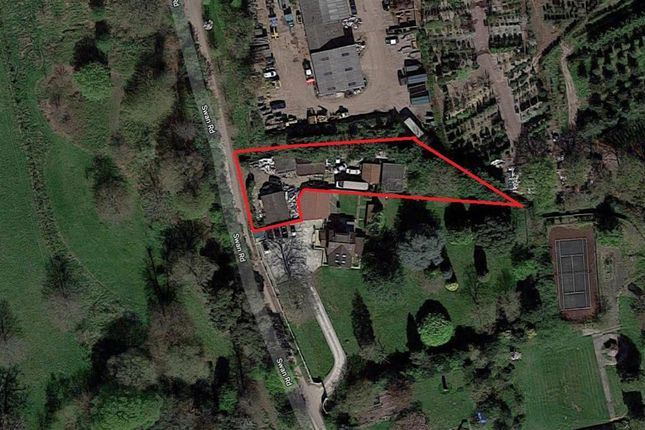 Thumbnail Land for sale in Swan Road, Iver, Bucks