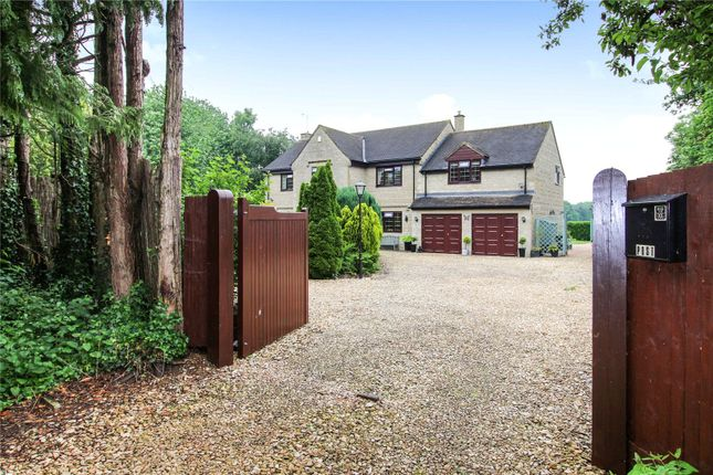Thumbnail Detached house to rent in Latton, Swindon, Wiltshire
