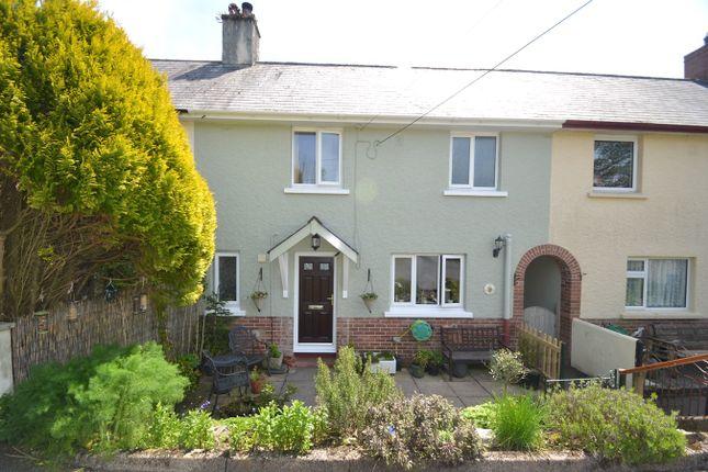Thumbnail Terraced house for sale in Brayford, Barnstaple