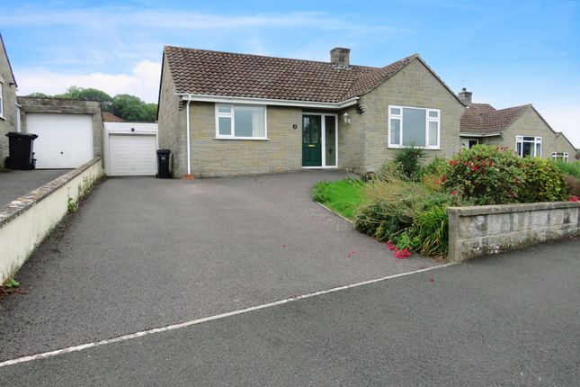 Thumbnail Detached bungalow for sale in Combe Batch Rise, Wedmore