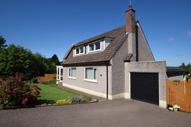 Thumbnail Semi-detached house for sale in The Acres, Scone