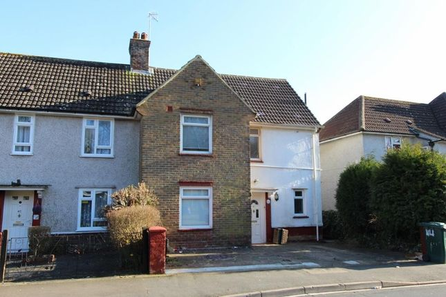 Thumbnail Semi-detached house to rent in Barcombe Road, Brighton, East Sussex