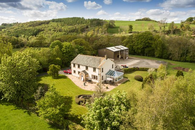 Thumbnail Country house for sale in Lime Rigg, Hesket Newmarket, Wigton, Cumbria