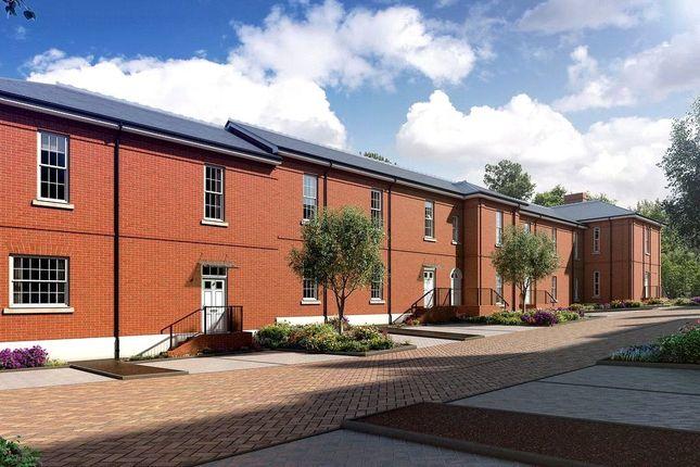 4 bed terraced house for sale in Rose House Villa, Wellesley, Hope Grants Road, Aldershot GU11