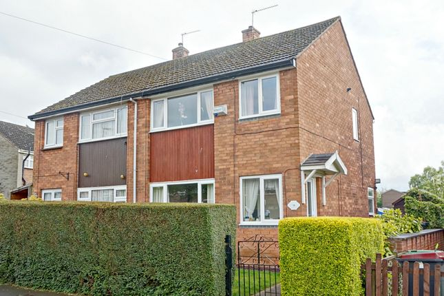 Thumbnail Semi-detached house for sale in Springhill Crescent, Madeley, Telford