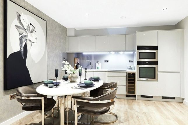 Kitchen of Mode, Centric Close, Oval Road, Camden NW1
