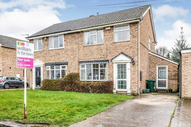 Thumbnail Semi-detached house for sale in Quaker Lane, Liversedge