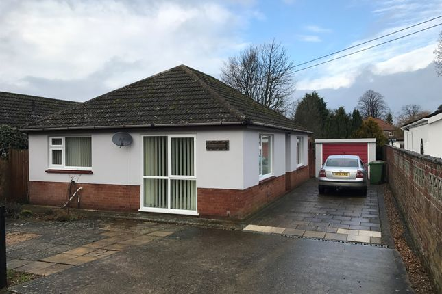3 bed detached bungalow for sale in Driftway, Wootton Road, South Wootton, King's Lynn