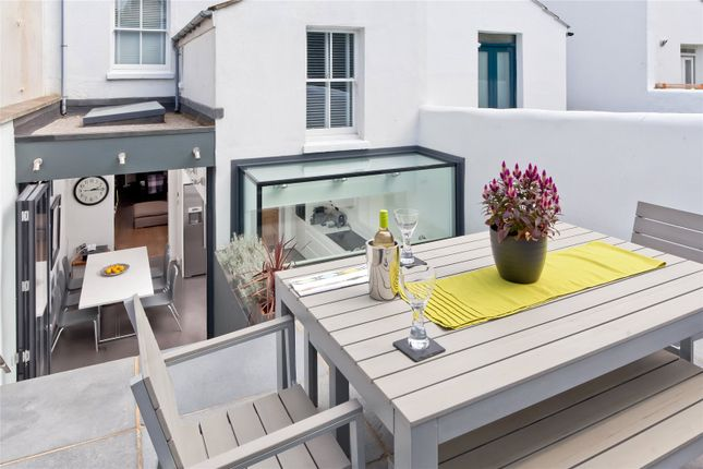 Thumbnail Terraced house for sale in Clifton Street, Brighton, East Sussex
