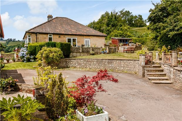 Thumbnail Detached house for sale in Colliers Lane, Charlcombe, Bath, Somerset