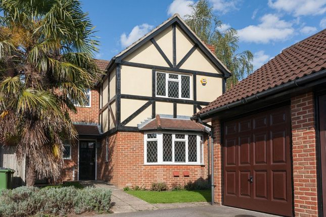 Thumbnail Detached house for sale in Crosier Close, London