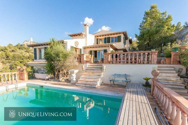 Thumbnail Villa for sale in Valldemossa, Mallorca, The Balearics