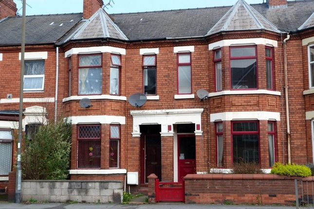 Terraced house for sale in West Street, Crewe
