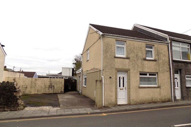 Thumbnail Semi-detached house for sale in Commercial Road, Resolven, Neath, Neath Port Talbot.