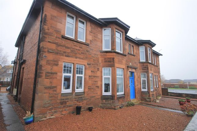 Thumbnail Flat for sale in Catherine Street, North Lodge, Motherwell