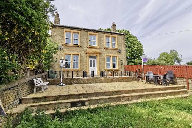4 bed detached house for sale in Brearcliffe Street, Wibsey, Bradford BD6