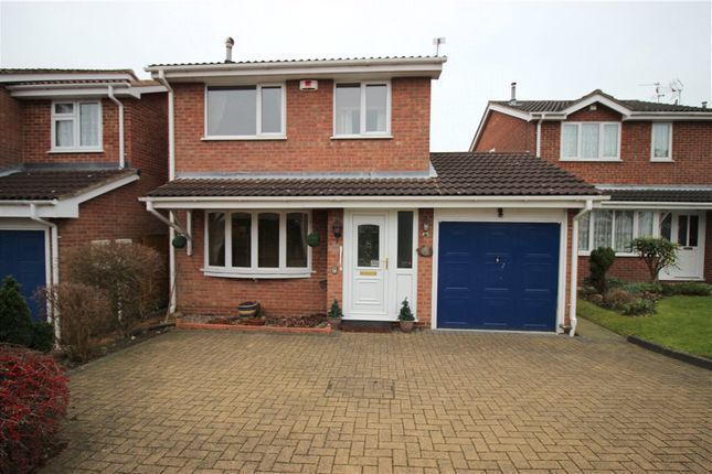 3 bed detached house for sale in Gatcombe Close, Oakwood, Derby