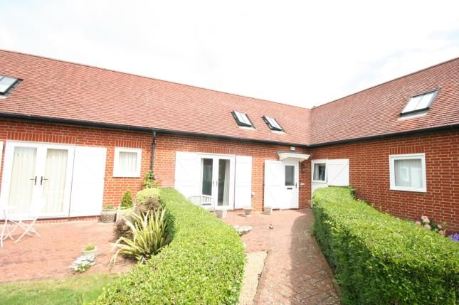 Thumbnail Bungalow for sale in The Stud Farm Stables, Gainsborough Lane, Polegate, East Sussex