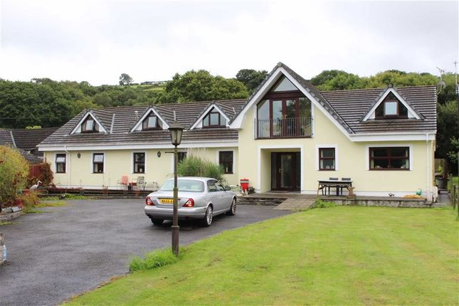 Thumbnail Detached house for sale in Penclawdd, Swansea
