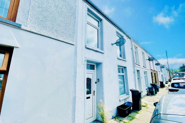 Thumbnail Terraced house to rent in Gethin Street, Abercanaid, Merthyr Tydfil