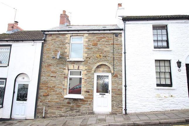 Thumbnail Terraced house to rent in Lewis Street, Machen, Caerphilly