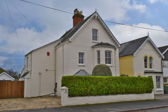 Thumbnail Detached house for sale in Stanley Road, Lymington