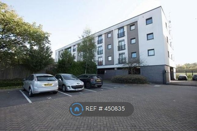 Thumbnail Flat to rent in Calverley Court, Coventry